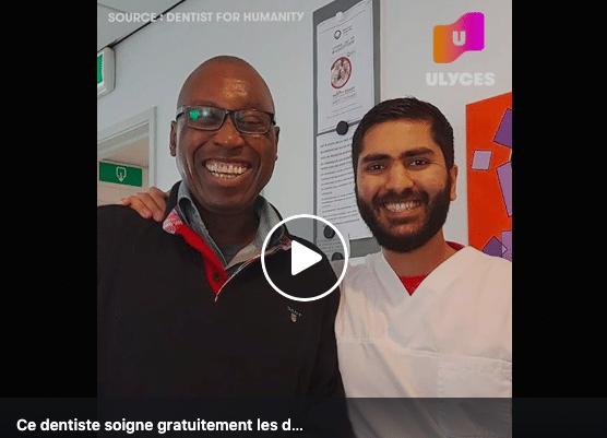 Pays-Bas Un dentiste soigne gratuitement les dents des sans-abri - VIDEO