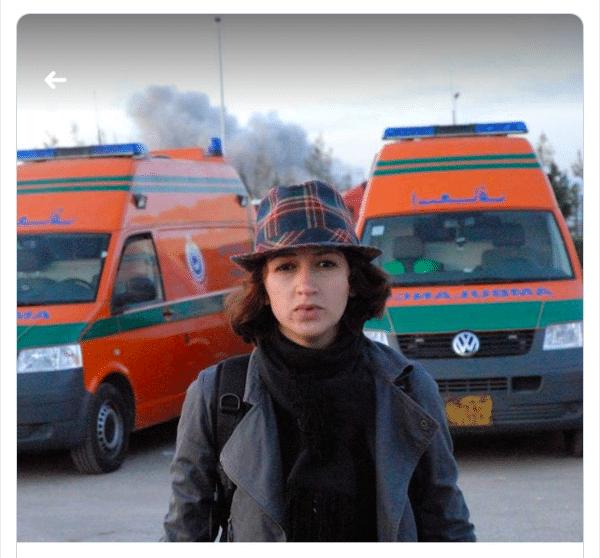 Quand Zineb El Rhazaoui avait envie de prier et défendait la Palestine...