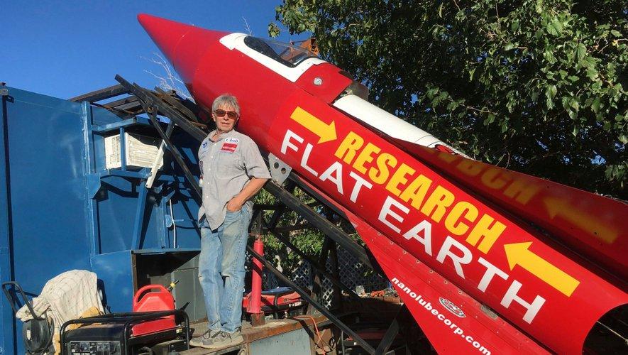 Un platiste meurt lors du crash de sa fusée artisanale