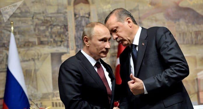 Syrie - «Ôtez-vous de notre chemin !» lance Recep Erdogan à Vladimir Poutine