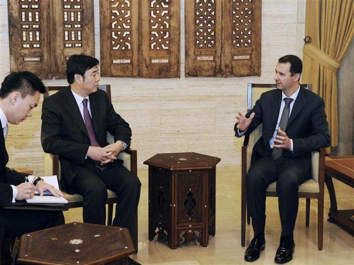 Syrie - La Chine réaffirme son soutien à Bachar al-Assad