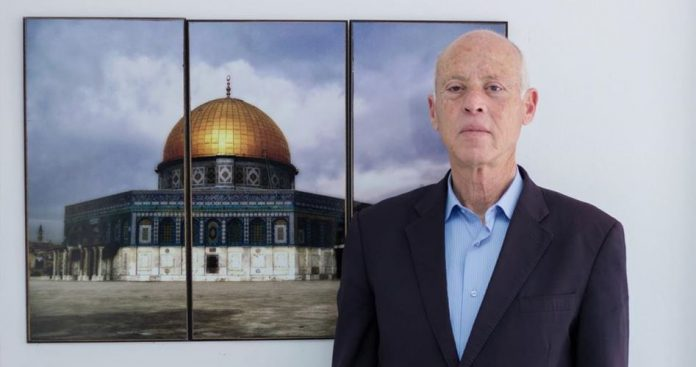 Tunisie - « Quiconque est en contact avec Israël est un traître » soutient le président Kais Saied