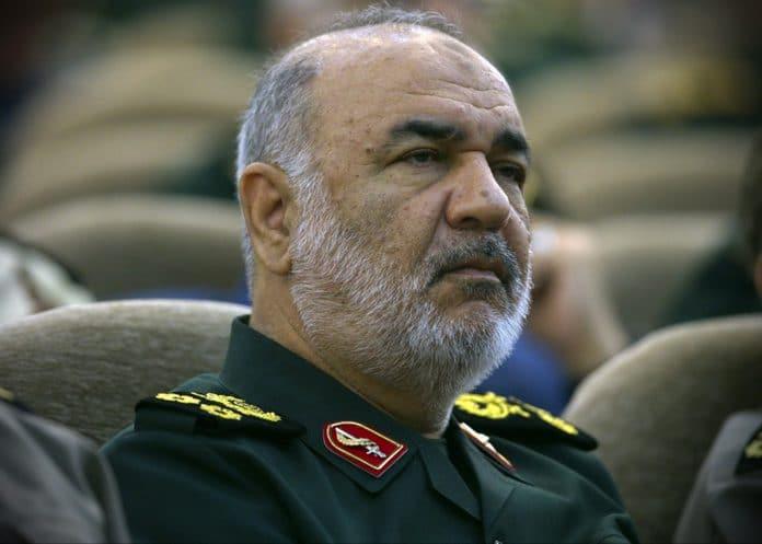 Un commandant iranien menace de frapper Israël et les Etats-Unis à la « moindre erreur »
