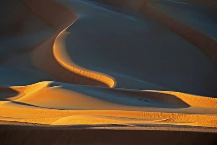 Une étude montre que les dunes de sable «communiquent» entre elles