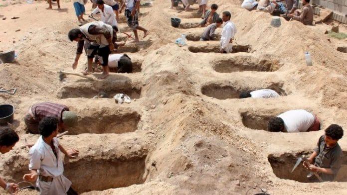 Yémen - Une attaque saoudienne provoque la mort de 19 enfants