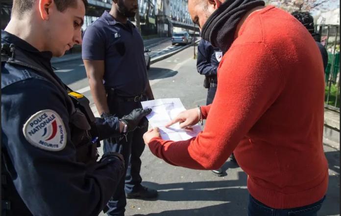 225000 : La France a distribué plus de PV que de masques à ses citoyens