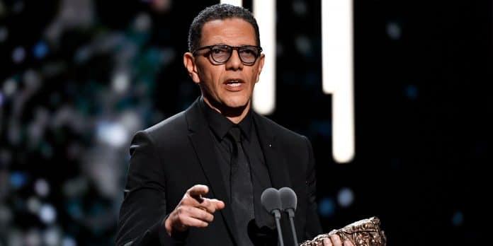 César 2020 - Roschdy Zem remporte le César du meilleur acteur