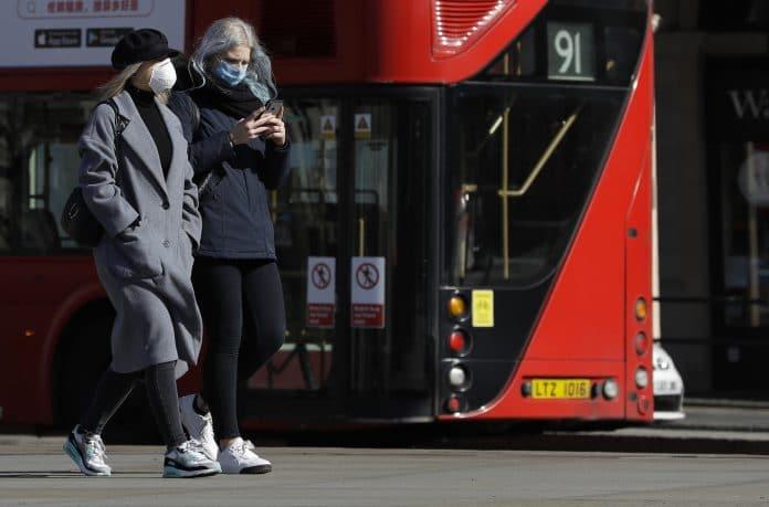 Coronavirus : 6 mois de confinement prévus pour le Royaume-Uni