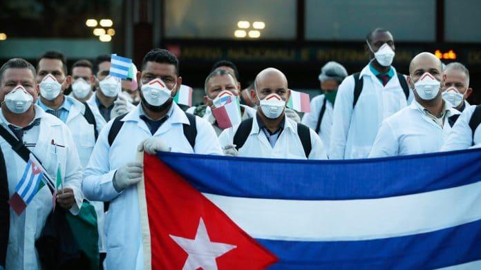 Coronavirus : Des députés français réclament l'aide de Cuba face à l'épidémie