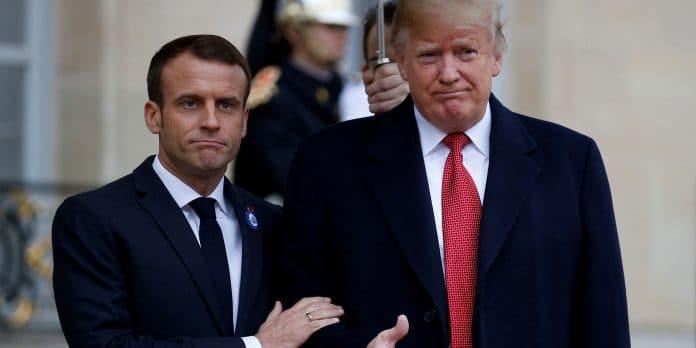 Coronavirus - Emmanuel Macron et Donald Trump préparent une « nouvelle initiative importante »