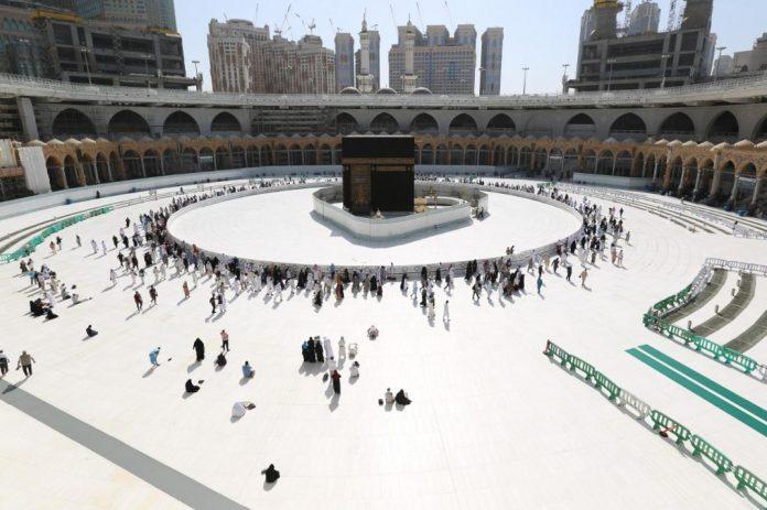 Coronavirus- La Grande Mosquée de La Mecque rouvre partiellement