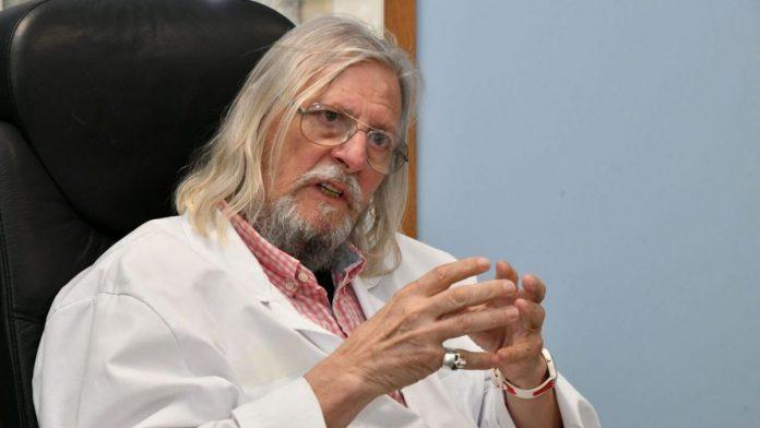 Coronavirus - Le professeur Didier Raoult remercie le ministre de la Santé après la publication du décret qui autorise la Chloroquine
