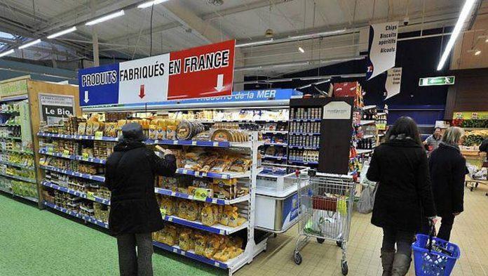Coronavirus - un supermarché affiche des panneaux surprenants et explique son geste