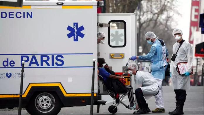 Coronaviruslepidemie en France progresse plus vite quen Italie