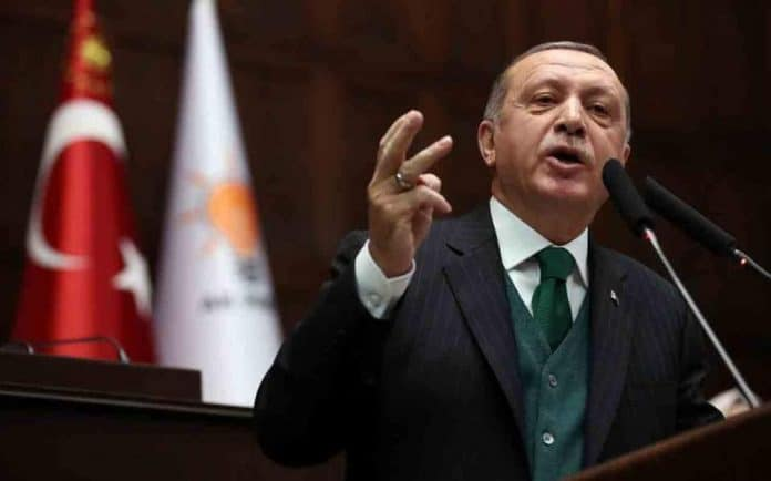 Erdogan lance un appel à la Grèce - « Ouvrez vos frontières et libérez-vous de ce fardeau !»