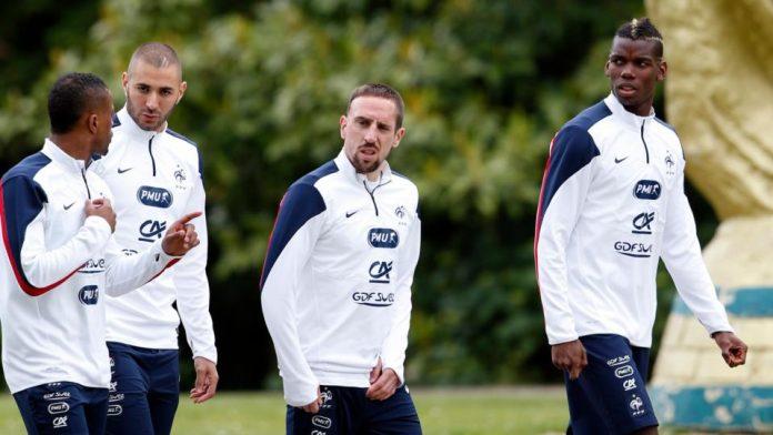 Franck Ribéry et Paul Pogba se mobilisent face au Coronavirus