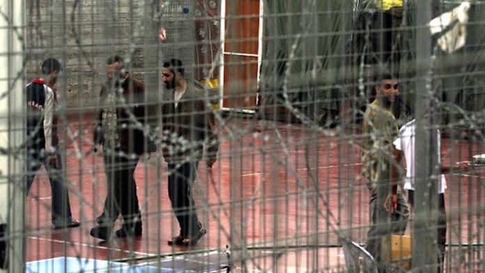 Israël cesse de fournir des produits d'hygiène aux détenus palestiniens
