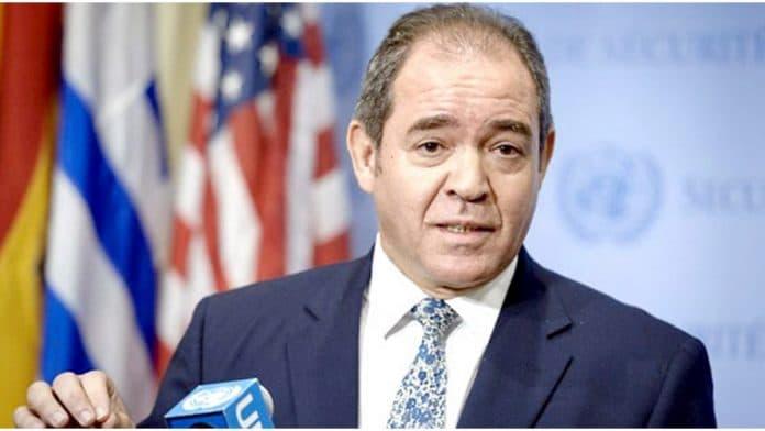 L'Algérie ne construit pas ses relations avec des insultes déclare un ministre algérien au Maroc