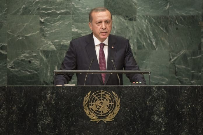 L'Union Européenne va proposer un plan d'aide à Erdogan