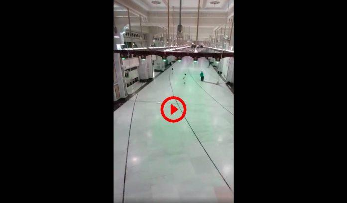 La Mecque est entièrement vide après la suspension de la Omra - VIDEO