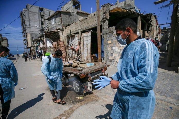 Les Palestiniens annoncent les deux premiers cas de coronavirus dans la bande de Gaza