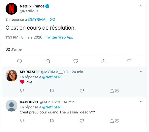 The Walking Dead Netflix annonce un retard de diffusion en raison d'un problème technique