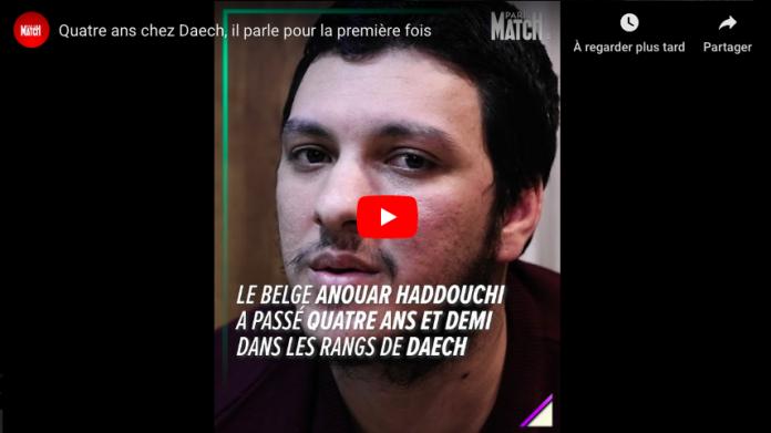 Un combattant belge de Daech détenu en Syrie témoigne pour la première fois VIDEO