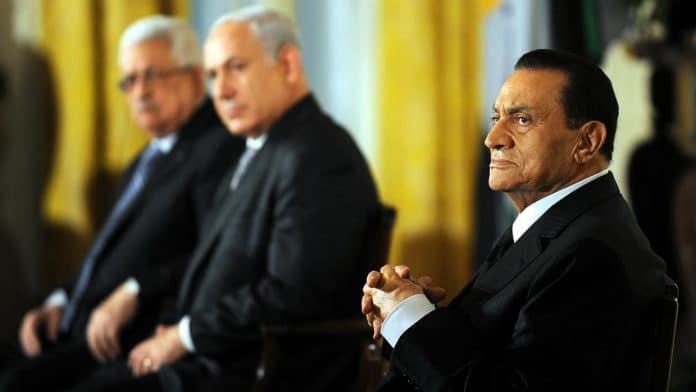 Un général israélien témoigne de son attachement à Hosni Moubarak partenaire stratégique
