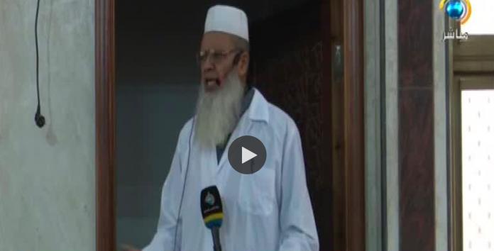 Un imam Palestinien déclare que le coronavirus est un soldat d'Allah VIDEO