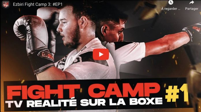 Le multiple champion du monde Fouad Ezbiri lance la saison 3 de son Fight Camp