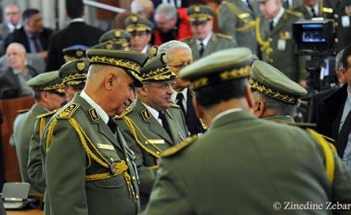 Algérie - le chef du renseignement arrêté immédiatement après son licenciement