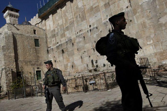 Cisjordanie - Israël confisque des terres palestinienne près de la mosquée Ibrahimi d'Hébron
