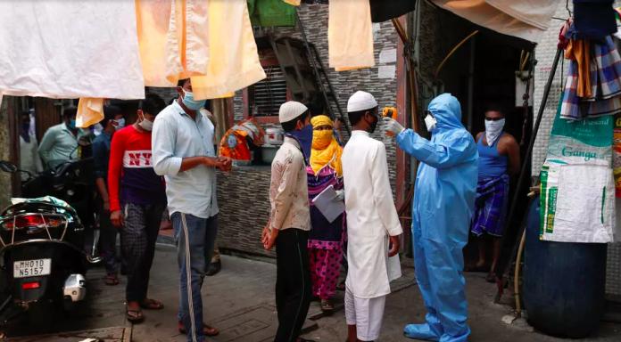 Corona Jihad des Musulmans discriminés sont accusés de propager le coronavirus en Inde