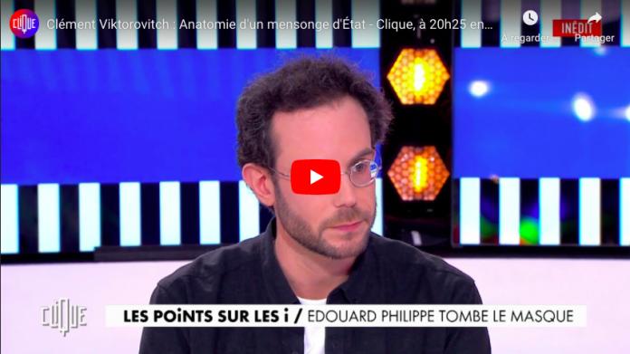Coronavirus « Édouard Philippe vient de commettre un mensonge d'Etat »