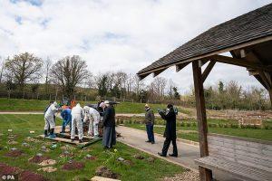 Coronavirus - Au Royaume-Uni, des fosses communes sont creusées dans des cimetières musulmans4