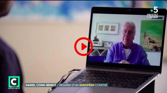 Coronavirus Daniel CohnBendit souhaite régulariser 100 000 clandestins qui sont des combattantscontre le virus VIDEO