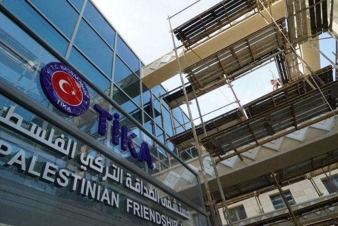 Coronavirus - L'hôpital turc de Gaza commence ses opérations pour lutter contre le virus