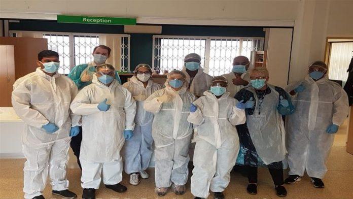Coronavirus : La forte mobilisation des musulmans saluée par les britanniques