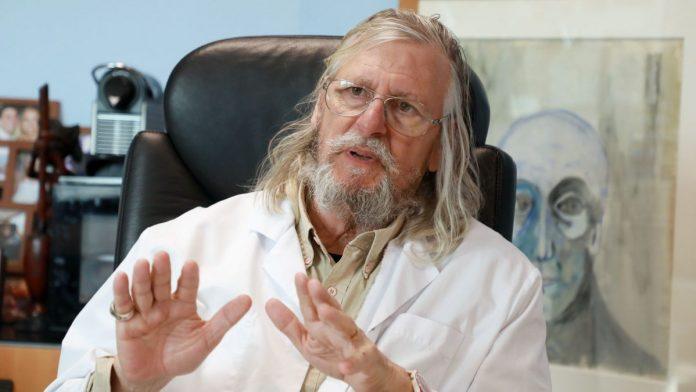 Coronavirus - Le professeur Raoult avait prévenu le gouvernement il y a 17 ans mais ce dernier l'a ignoré