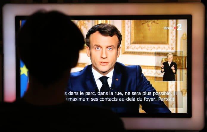 Coronavirus : Macron va faire un annonce historique avec des « mesures fortes »
