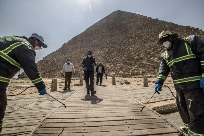 Coronavirus - Un avocat égyptien poursuit la Chine en justice et réclame 10 billions de dollars de dommages