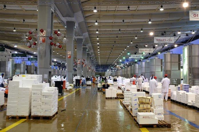 Coronavirus - Une partie du marché de Rungis va être transformé en morgue