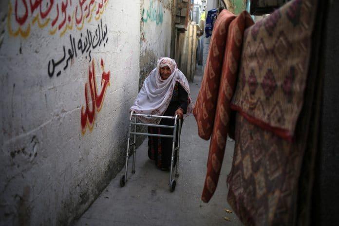 Coronavirus - ce que le confinement signifie pour les Palestiniens