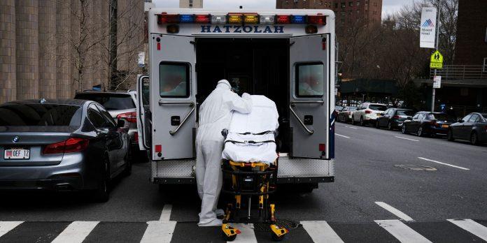 Coronavirus - la directrice des urgences de l'hôpital de New-York s'est suicidée