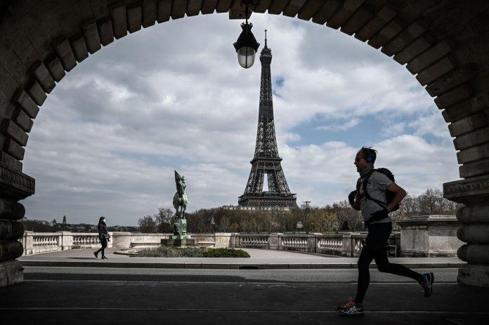Coronavirus : le sport en plein air interdit à Paris dès demain
