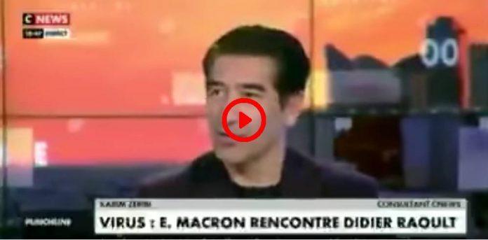 Coronavirus : sur CNews, Karim Zeribi encense le Maroc pour sa gestion de la crise - VIDEO