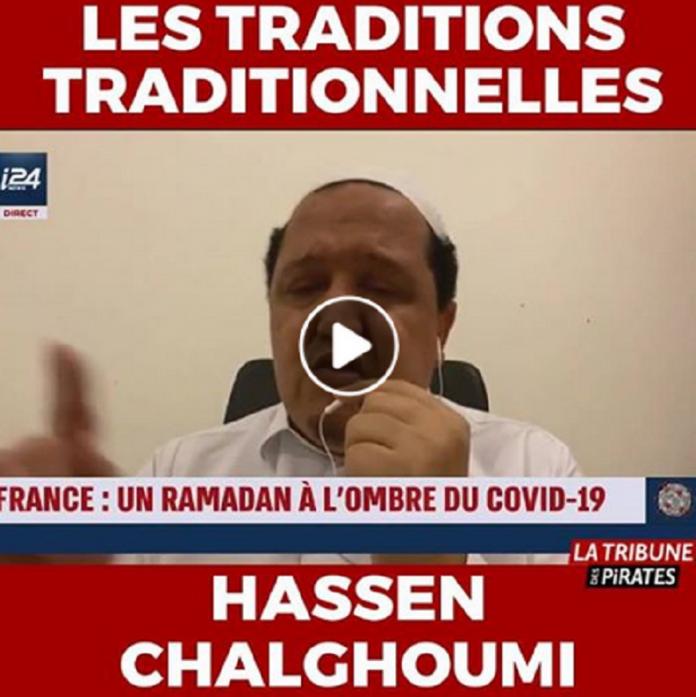 Hassen Chalghoumi se ridiculise une nouvelle fois en plein direct - VIDÉO