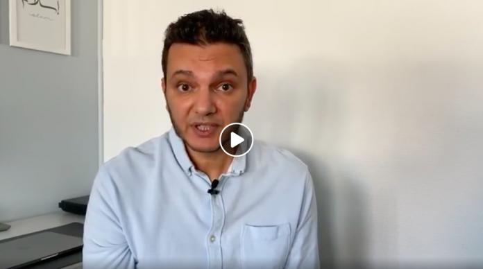 Ismail Mounir guéri du Covid19 partage son expérienceVIDEO