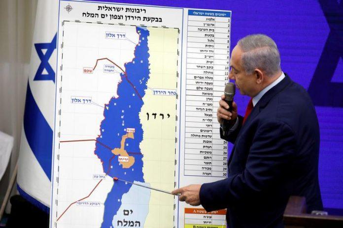Israël profite de l'épidémie pour étendre ses colonies en douce