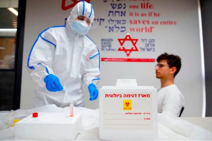 Israël le ministère de la Santé déclare que le Mossad a acheté les mauvais kits de test pour le coronavirus